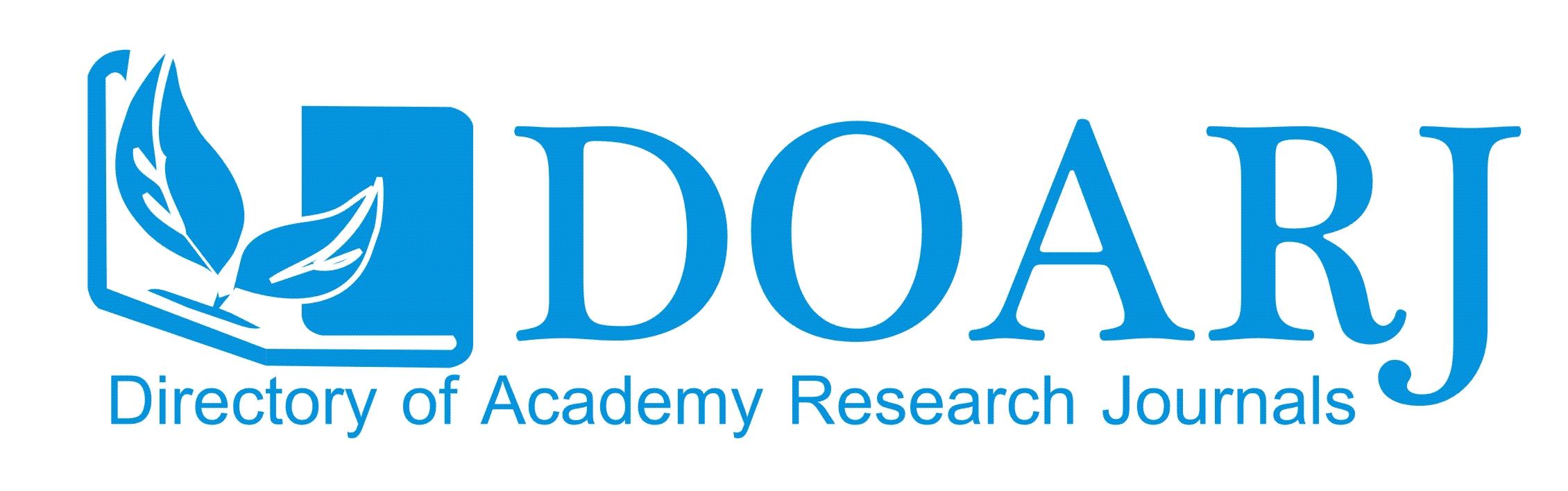 DOARJ Logo